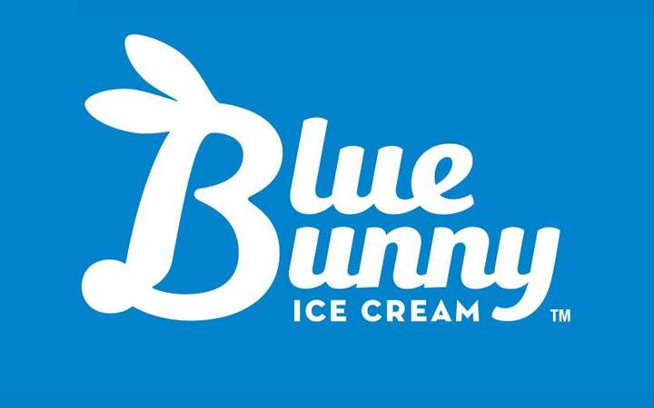 blue bunny le mars iowa - new logo redesign