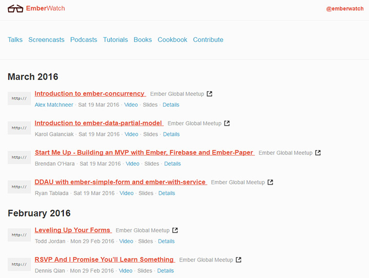 emberwatch homepage