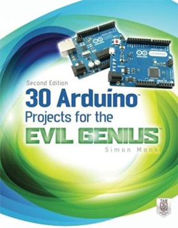 arduino for evil genius