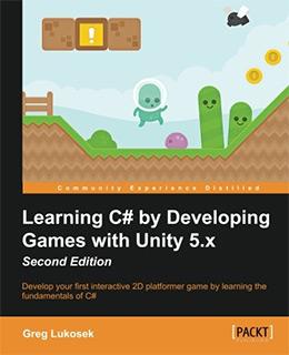 learning c# unity5