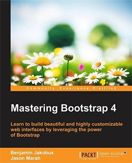 mastering bootstrap4