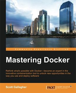 mastering docker book