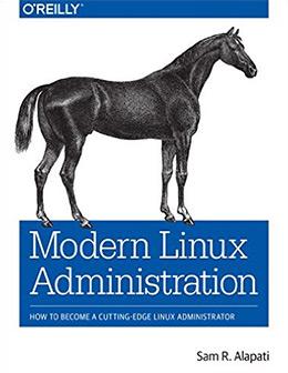 modern linux admin book