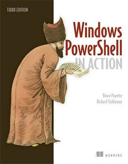 windows powershell in action