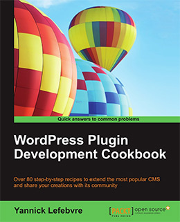 wp plugin dev cookbook