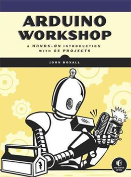 arduino workshop book