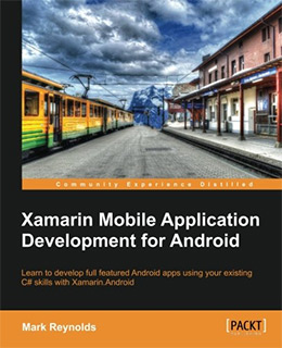 xamarin mobile android book