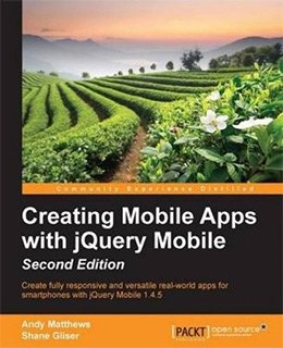 creating mobile apps jquery