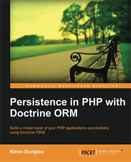 persistence in php doctrine