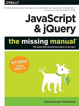 jquery missing manual
