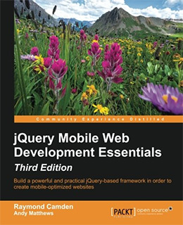 jquery mobile webdev essentials