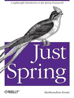 just spring book