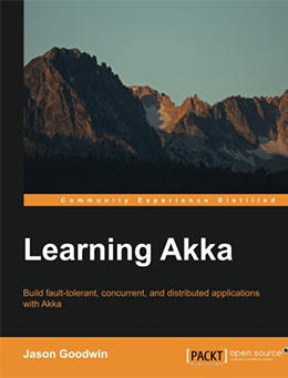 learning akka cover