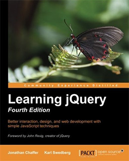learning jquery book