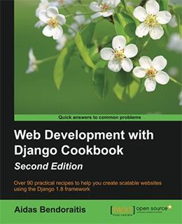 webdev django cookbook