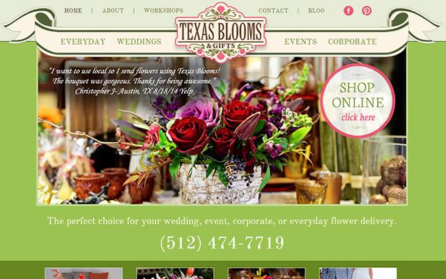 Valentine's Day and Spring Banners for Florist Websites ...   Florist Website