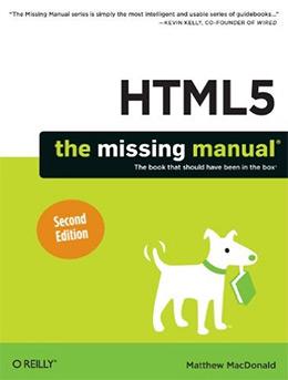 html5 missing manual