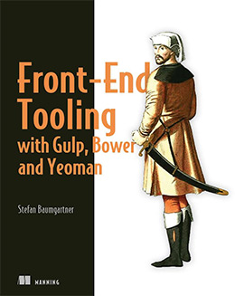 frontend tooling book