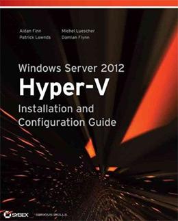 hyperv winserver 2012