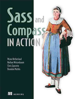 sass compass in action