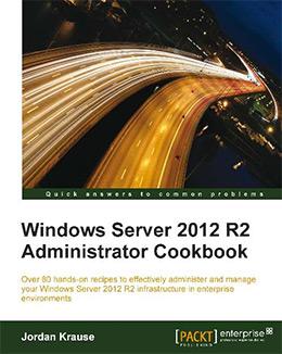 winserver 2012 cookbook