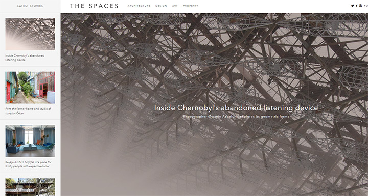 the spaces architects