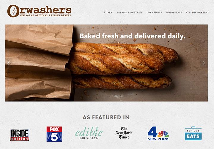 orwashers homepage
