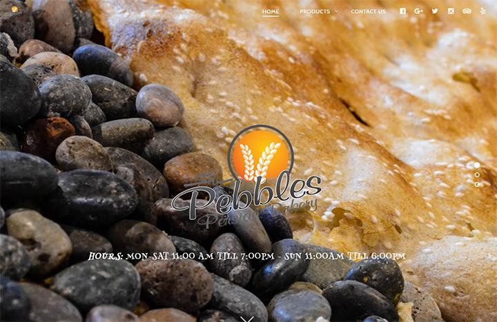 pebbles bakery