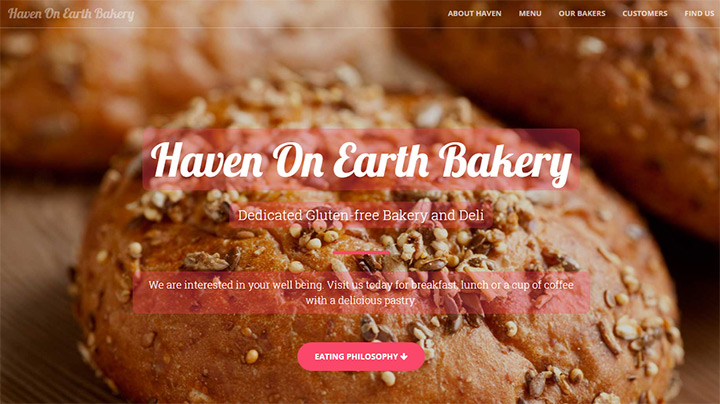 haven on earth bakery