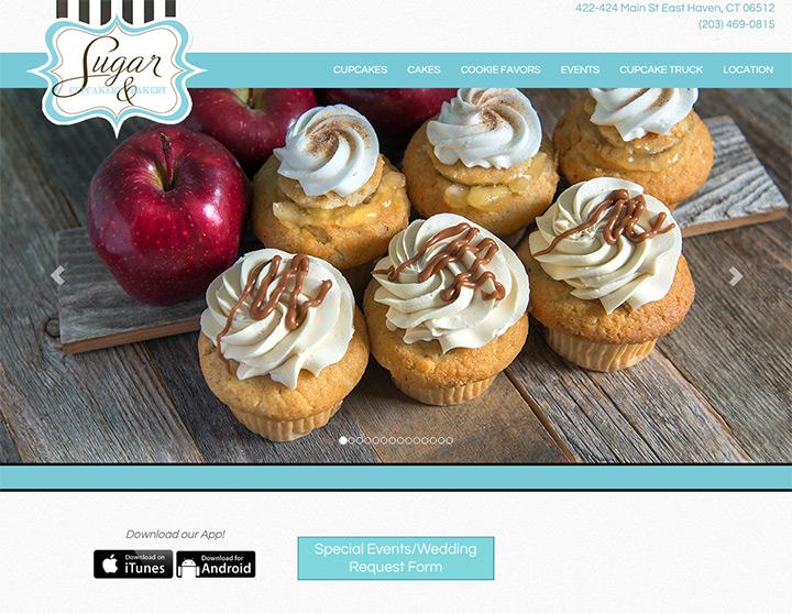 sugar cupcake bakery