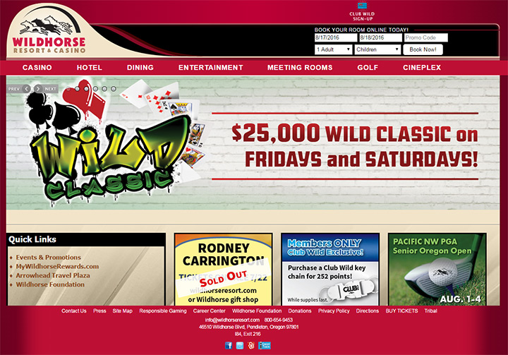 Wildhorse casino in oregon help someone compulsive gambling