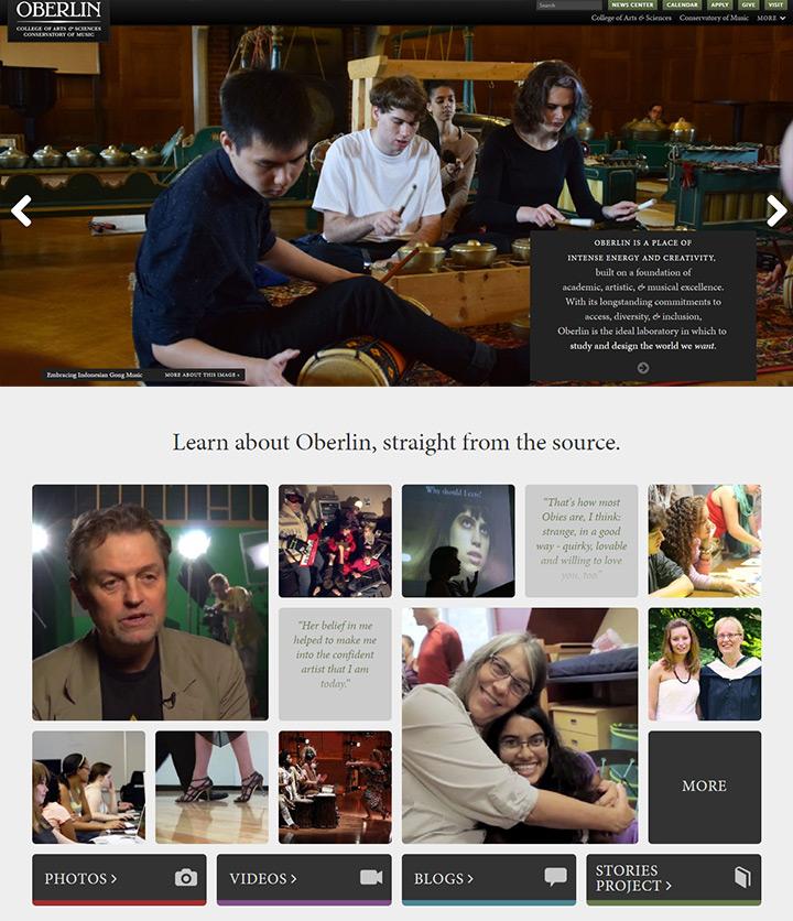 oberlin website