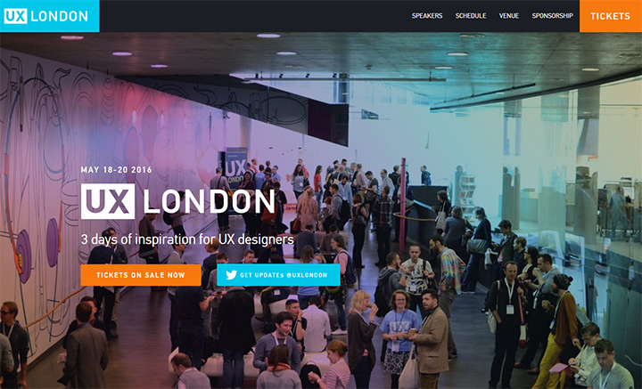 ux london website