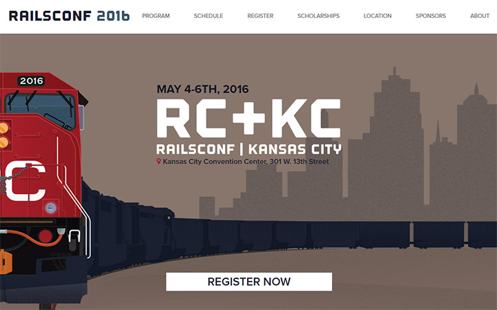 railsconf conference 2016