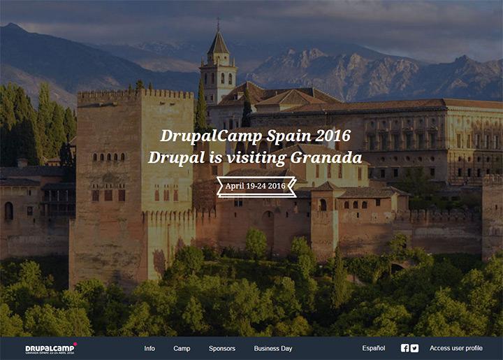 drupal camp spain 2016
