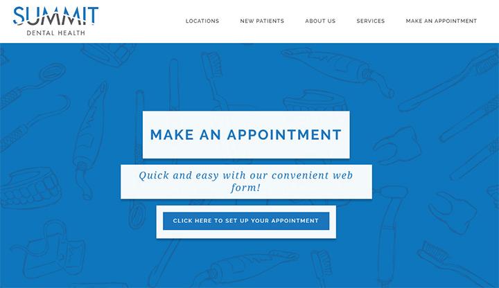 summit health dental
