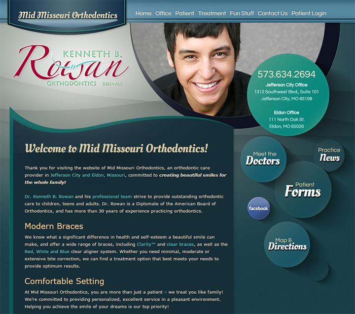 orthodontics homepage