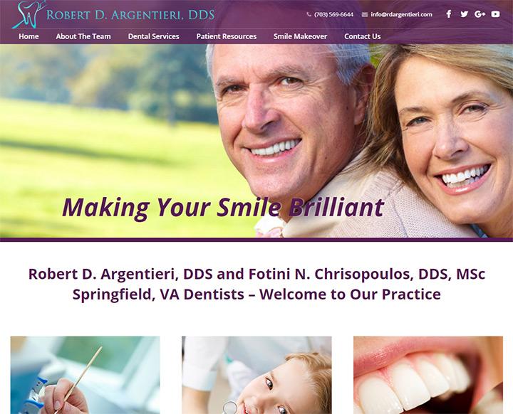 robert argentieri dentist