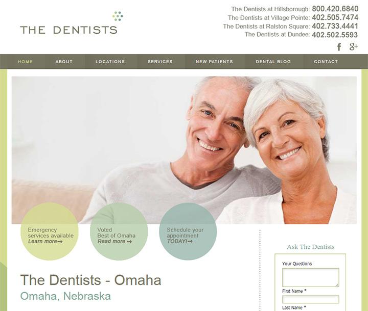 100+ Dental Practice & Dentist Website Designs For Inspiration