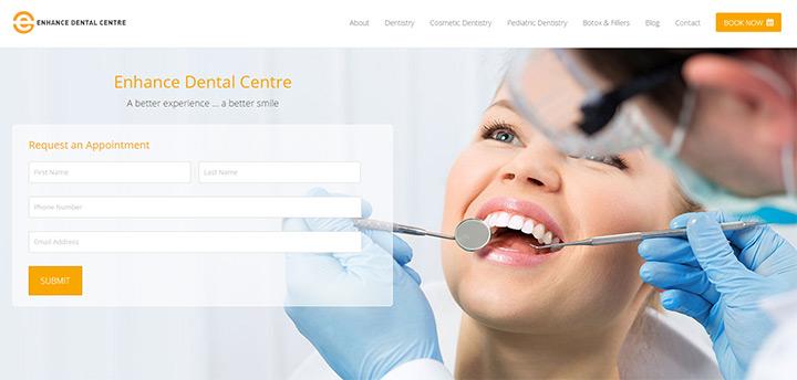 enhance family dental