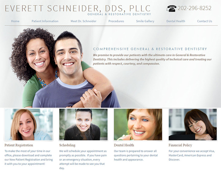 everett schneider dental