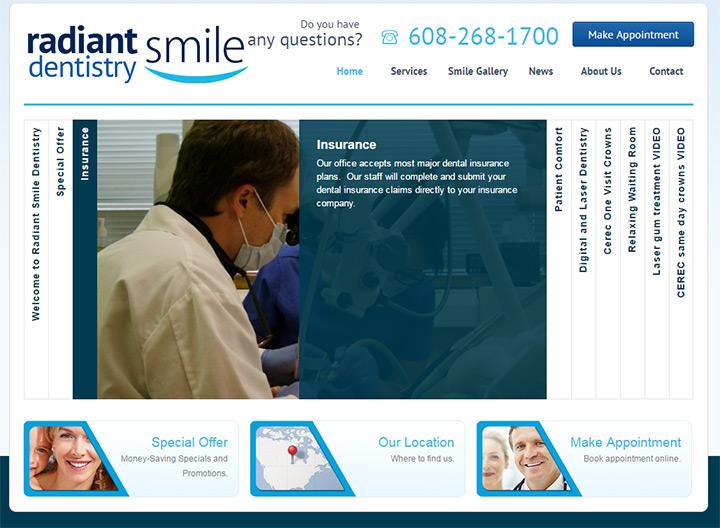 radiant dentistry