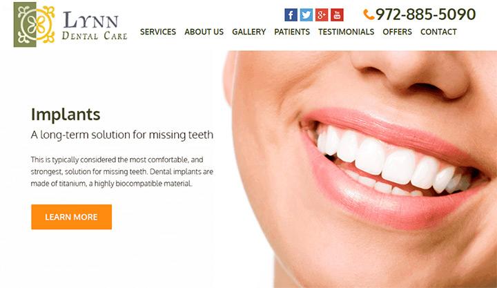 lynn dental care