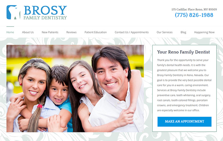 brosy dentist
