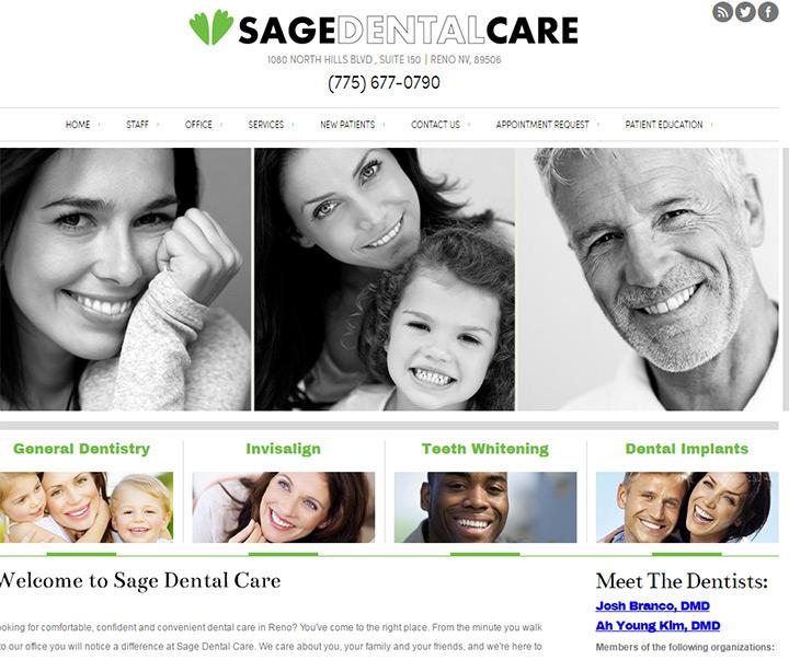 sage dental care