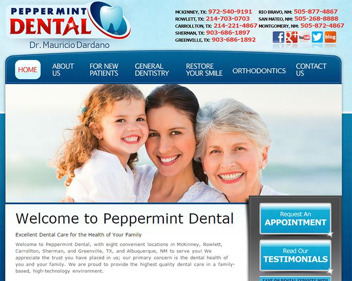 peppermint dental