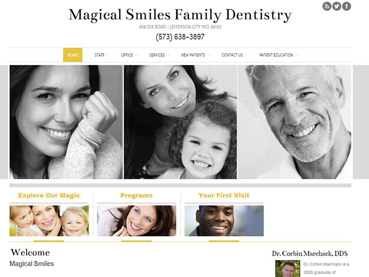 magic smiles family dentist