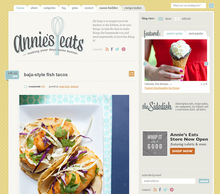 annies eats