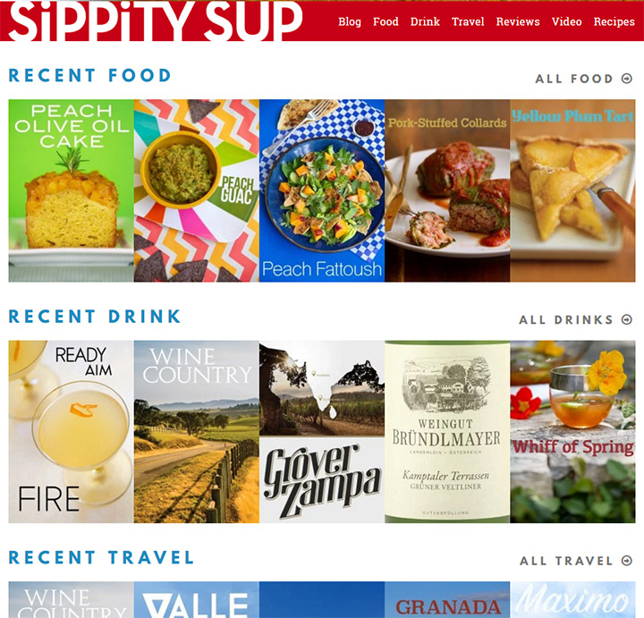 sippity sup blog
