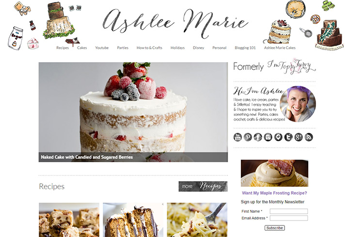 ashlee marie blog